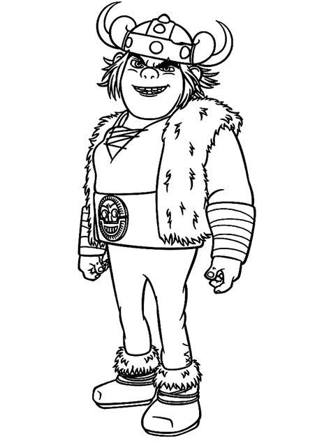 dibujos para pintar de c mo entrenar a tu drag n como entrenar a tu dragon dibujos infantiles para