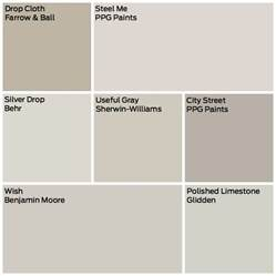 best greige paint colors 7 no fail greige paints