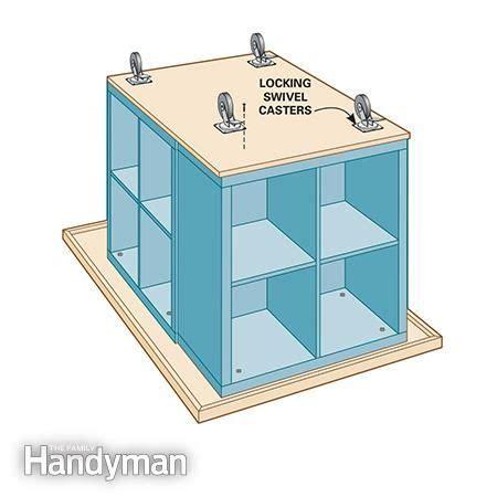 Ikea Arbeitszimmer Hack by Ikea Kallax Hack Craft Room Storage N 228 Hzimmer