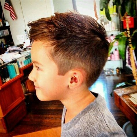 kids hear cut short in the front the 25 best ideas about trendy boys haircuts on pinterest