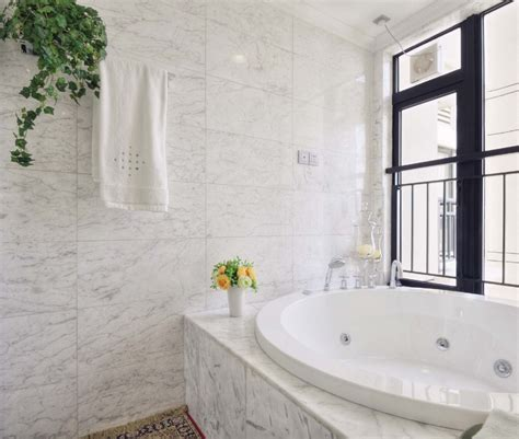 limestone bathroom white on white in stone design trends marble system inc