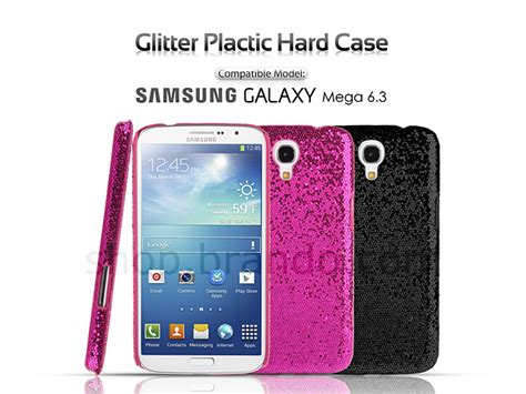 rock samsung galaxy mega 6 3 hitam samsung galaxy mega 6 3 glitter plactic