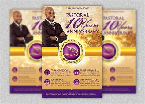 pastor anniversary programs for pastor anniversary
