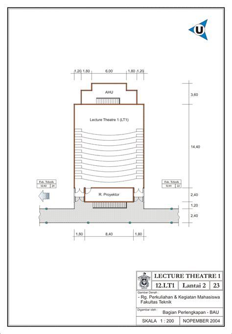 gambar layout gedung gambar al design desain arsitektur gedung pertemuan gambar