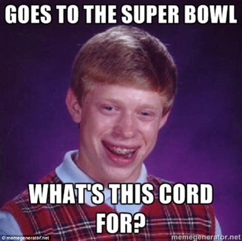 Bowl Meme - super bowl 2013 blackout becomes latest target of