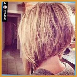 modified bob hairstyles 21 hottest stacked bob hairstyles hairstyles weekly