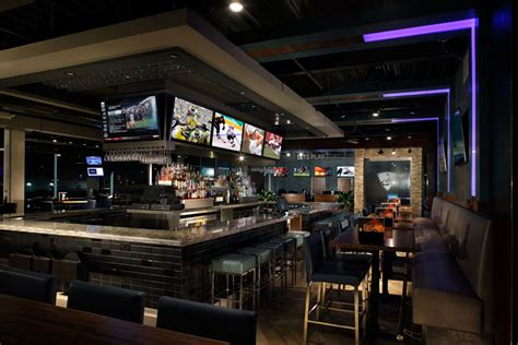 top golf bar topgolf houston katy the ultimate in golf games food