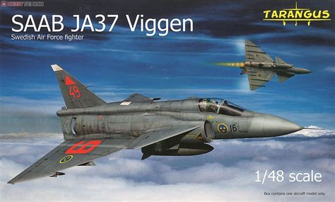 saab ja 37 viggen plastic model images list