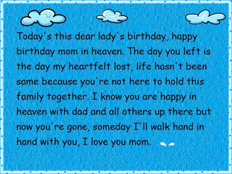 Wishing A Happy Birthday To Someone In Heaven Best Happy Birthday In Heaven Wishes For Your Loved Ones