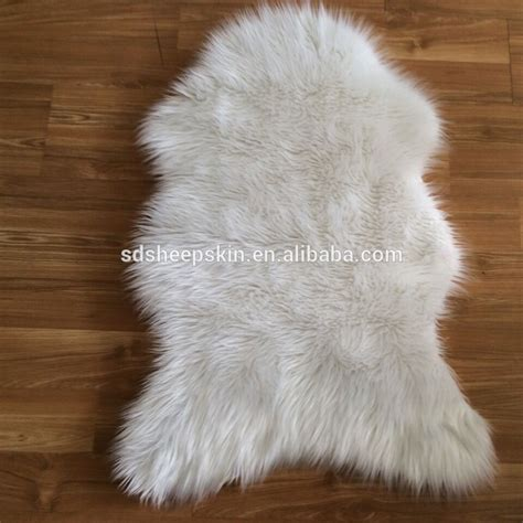 Faux Fur Area Rug Floor Faux Sheep Skin Rug Sheepskin Area Rug Faux Fur Rugs