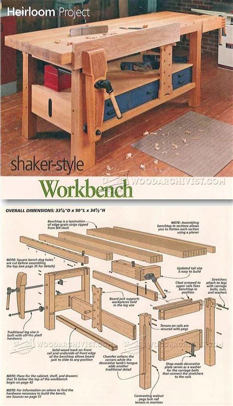 ideas  garage workbench  pinterest