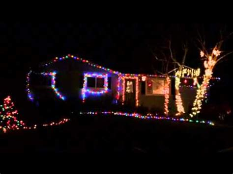 worst christmas lights ever youtube