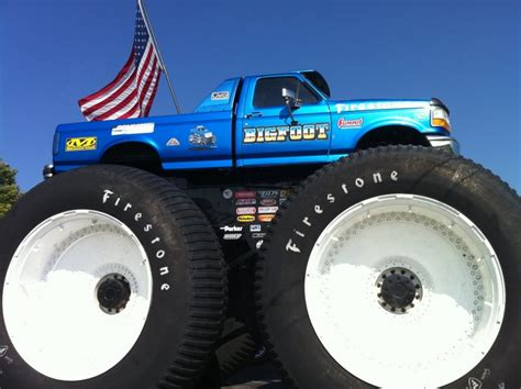 bigfoot truck st louis bigfoot 4x4 inc hazelwood tourist attractions