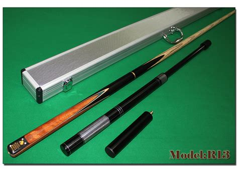 design cue meaning blood wood hand spliced snooker cue free cue case