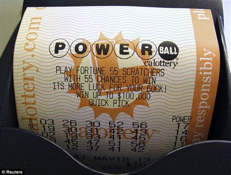 powerball lottery jackpot jumps to 400m after no one wins