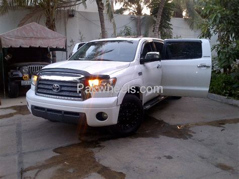 Used Toyota Tundra For Sale Used Toyota Tundra 2007 Car For Sale In Karachi 606004