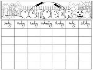free preschool calendar template 25 best ideas about monthly calendars on