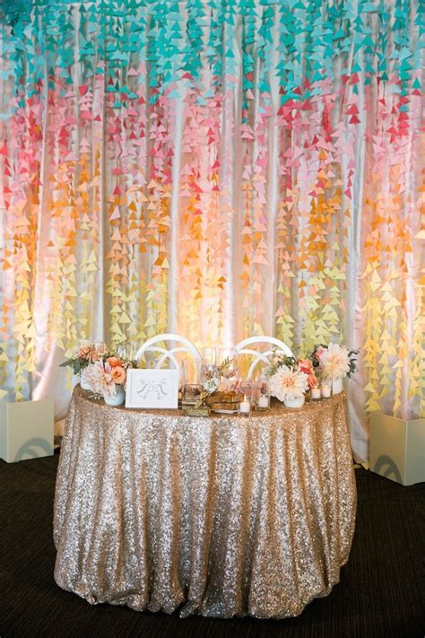 Heart Themed San Francisco Wedding   MODwedding