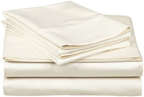 thread count for sheets luxury cotton 300 thread count solid sheet sets ebay