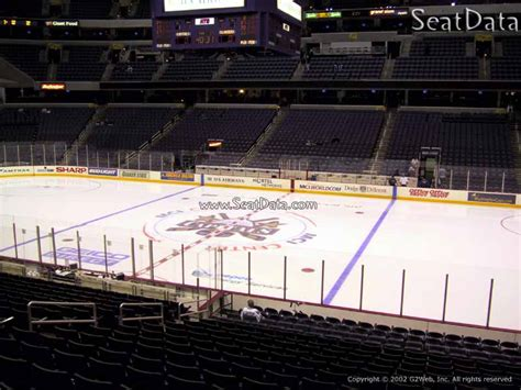 verizon center section 112 capital one arena section 112 washington capitals