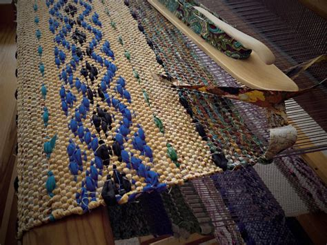 how to weave rag rugs on a loom how to make rag rug loom best decor things