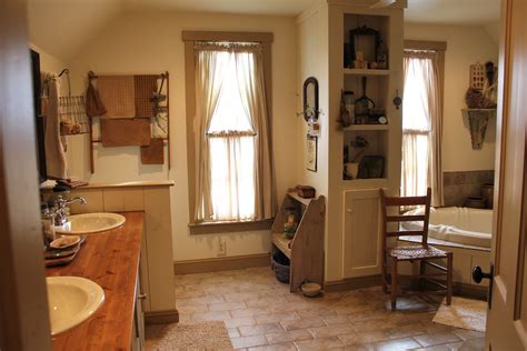 Primitive Country Bathroom Ideas Project House Our Room On Pinterest Primitive Bathrooms Primitives And Early American