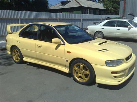 subaru yellow new factory sti wrx color page 5 nasioc