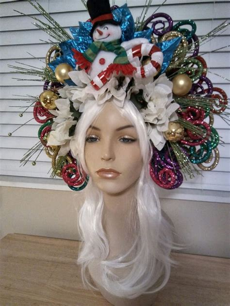 ugly xmas headband 9 best hat ideas images on hats and