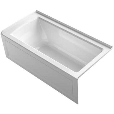 deep 5 foot bathtub deep 5 foot bathtub 28 images american standard 2422v002 011 evolution deep soak