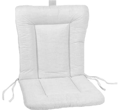Replacement Patio Chair Cushions 21 X 46 X 5 by Wrought Iron Chair Cushion 21 X 46