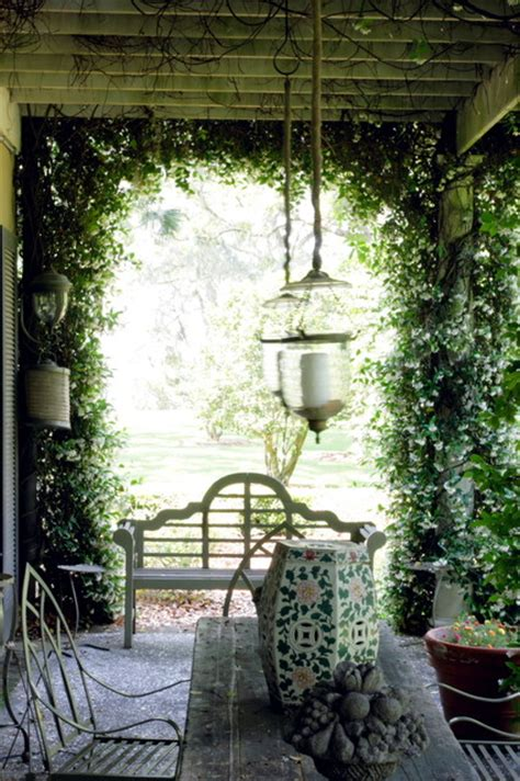 appealing shabby chic style porch designs