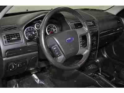 how things work cars 2009 ford fusion transmission control sell used 2009 ford fusion se leather sunroof low reserve flawless car auto transmission in