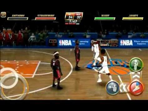 apk nba jam nba jam knicks vs miami heats android apk and sd data