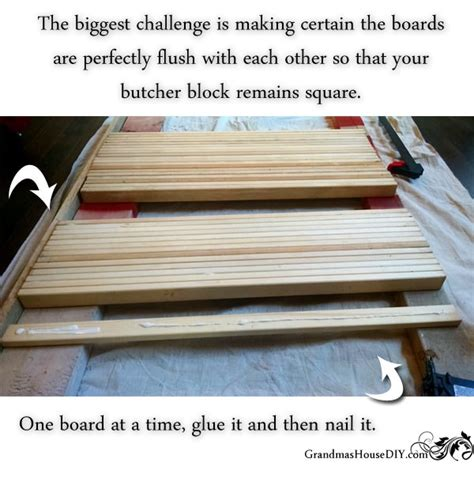 make your own butcher block how to build your own butcher block step 1 tip junkie