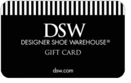 Dsw Gift Card Number - free dsw shoes 50 gift card giveaway 30 winners flash giveaway only one hour to