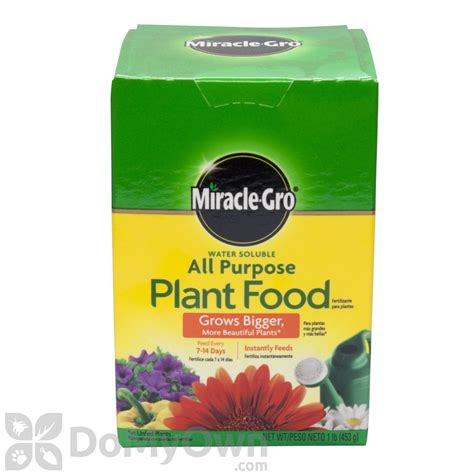 all flower food miracle gro water soluble all purpose plant food
