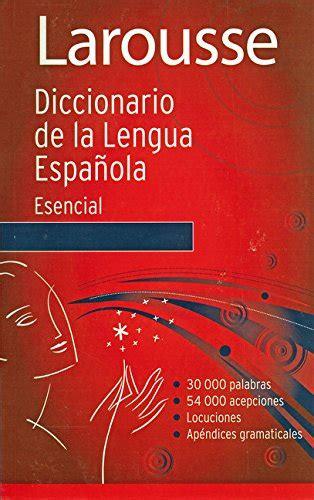 descargar diccionario de la lengua espanola 22nd edition de la real academia espanola libro e gratis larousse diccionario de la lengua espanola