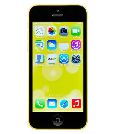 best price for iphone 5c apple iphone 5c 16 gb mobile phone yellow