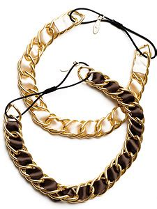 Trend Alert Girlie Chains by Trend Alert Chains The Fashionable