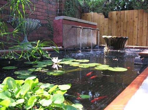 21 Garden Design Ideas Small Ponds Turning Your Backyard Backyard Pond Ideas Small