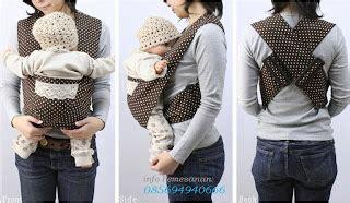 Gendongan Bayi Prematur gendongan aman untuk bayi usia 4 bulan jual gendongan