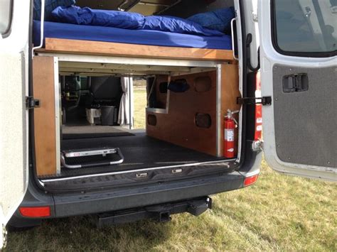 van with bed diy folding sprinter bed cer vans pinterest