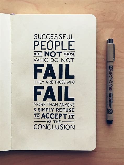 to success from a completely unsuccessful person books successful are not those who do not fail