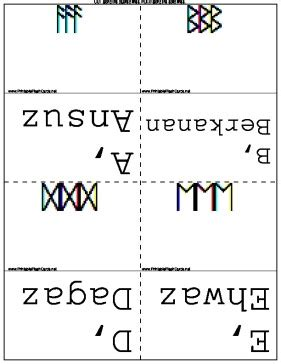 printable norwegian alphabet runic alphabet flash cards