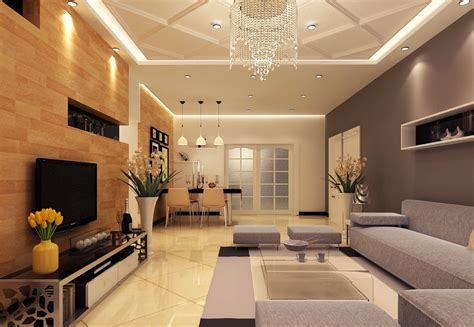 design interior living modern simple and modern living room design