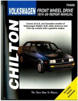 volkswagen front wheel drive 1974 89 repair manual chilton books 8663 70400 ebay chilton volkswagen front wheel drive 1974 1989 repair manual used
