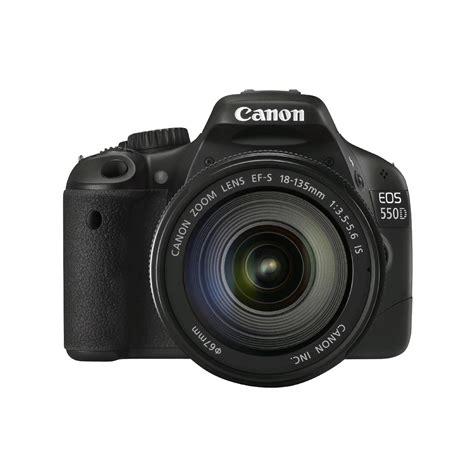 Canon 550d Lensa 18 135mm larger image for b stock canon eos 550d digital slr ef s