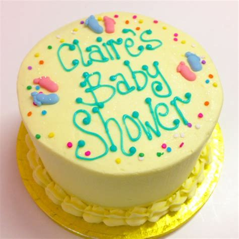 Baby Shower Cakes Messages by Message Cakes
