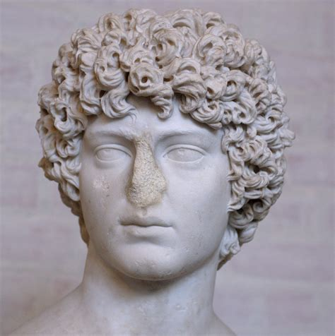 ancient roman men hairstyles file bust roman glyptothek munich 340 jpg