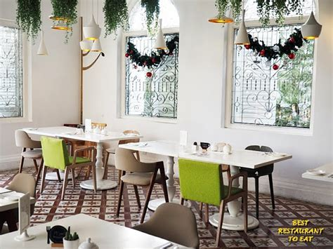 The Living Room Afternoon Tea by Best Restaurant To Eat Malaysian Food